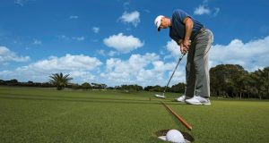 Constantly Improving On Your Putting Practice