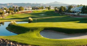 The Legacy Golf Course Provides A Classic Test Of Golf